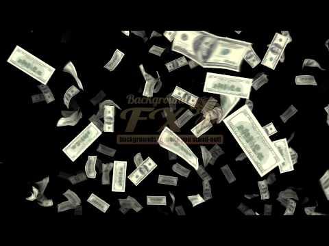 Flying Money - $100 USD