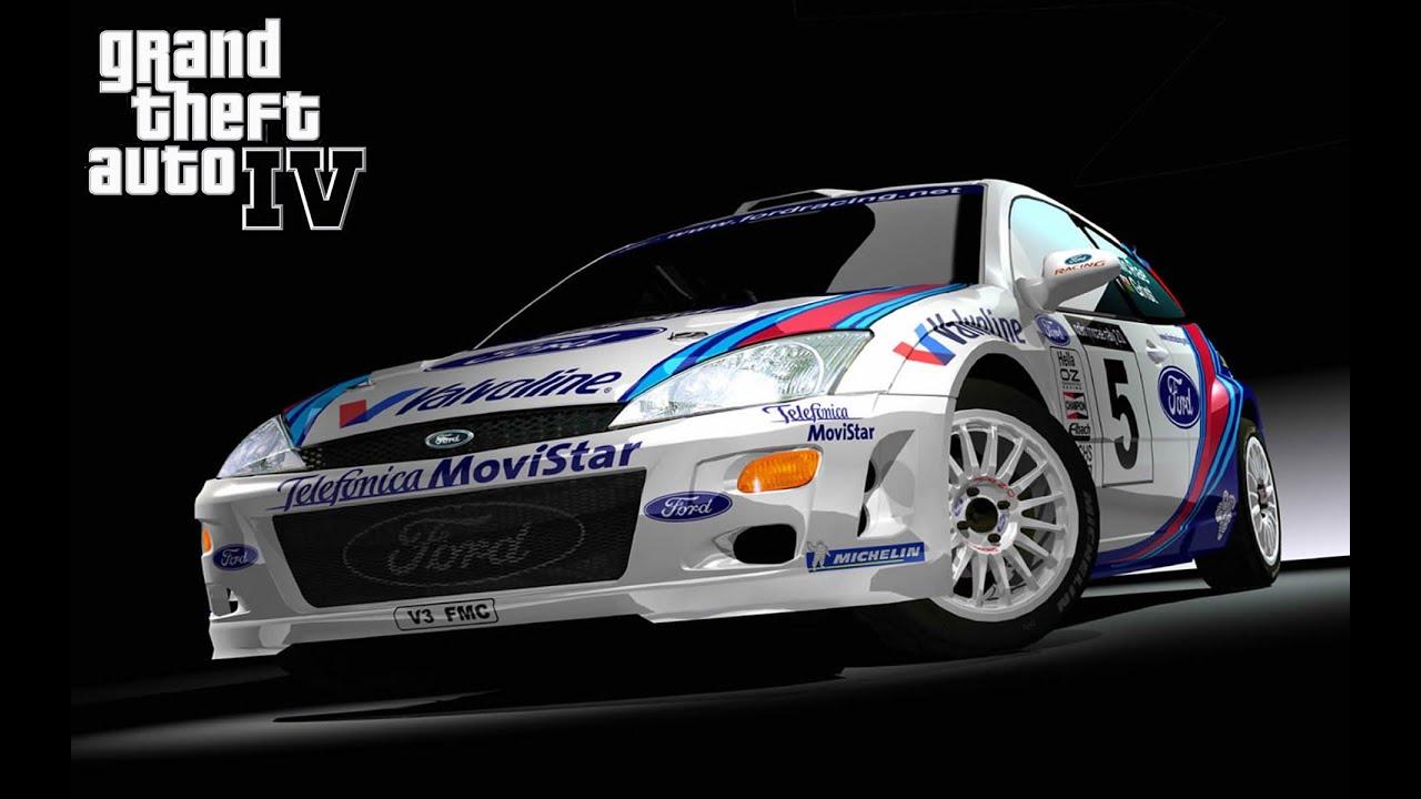 2000 Ford Focus Rally WRC & 2000 Ford Focus Rally WRC - YouTube markmcfarlin.com