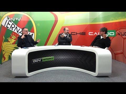 ONTV: Che Calcio Vuoi?! REGGINA-TERNANA (parte 1)