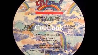 "Kebekelektrik - War Dance (12"" Electro-Disco 1977)"