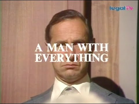 Crown Court  A Man with Everything 1978
