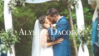 Download Video Alyssa & Dacoda Wedding Video - Sony A7iii MP3 3GP MP4
