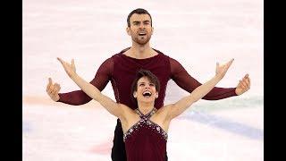Meagan Duhamel, Eric Radford Figure Skating Pairs Free Final | Pyeongchang 2018
