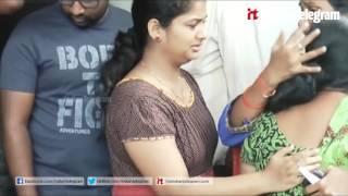 Tamil Tv Serial Actress Sabarna Found Death In Chennai