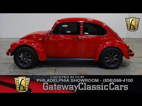 1998 Volkswagen Beetle, Gateway Classic Cars Philadelphia - #287