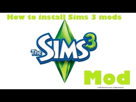 how to download sims 3 mods