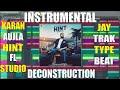 HINT(FULL INSTRUMENTAL) Karan Aujla | Rupan Bal | Jay Trak | Latest Punjabi Songs 2019