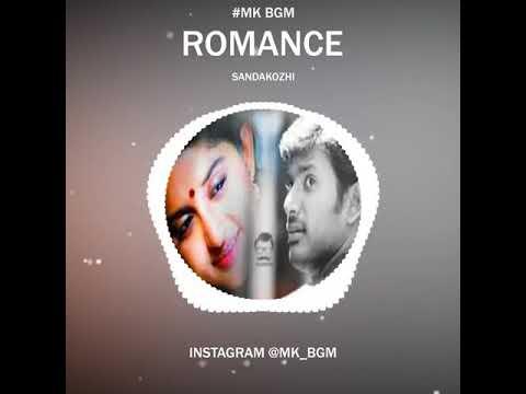 Sandakozhi romantic bgm