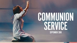 Communion Service | September 2018