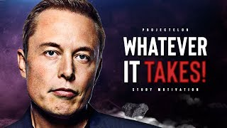 WHATEVER IT TAKES! - Study Motivation