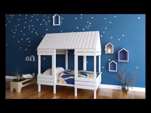 Детские кроватки домики