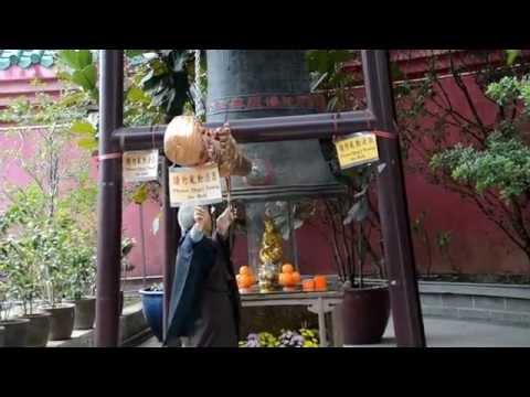 Po Lin monastery Lantau