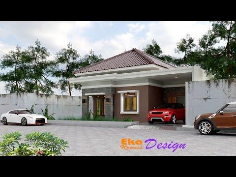 jasa desain rumah minimalis di tangerang project serang