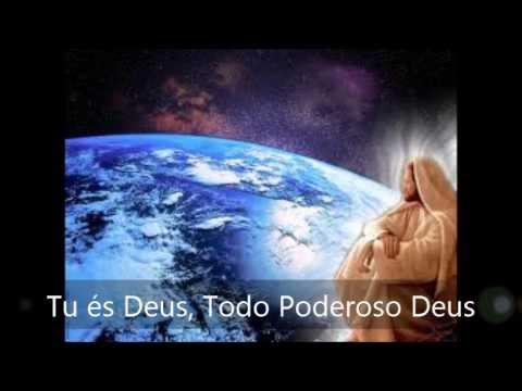 Marquinhos Gomes Todo Poderoso Deus Playback Com Legenda Youtube
