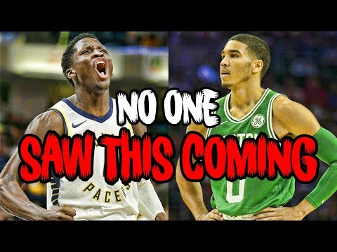 The 5 Biggest SURPRISES of the 2018 NBA Season!