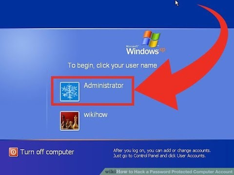 Crack Or Reset Administrative Password Without Using Any Software [Windows-:7/8/8.1/10]