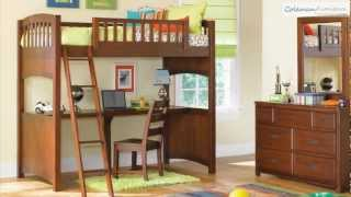 Dillon Loft Bedroom Collection From Lea Furniture