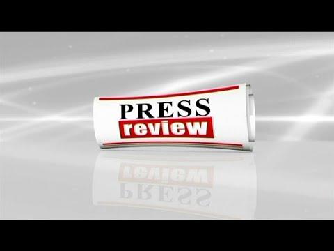 Press Review - 01/07/2021