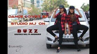 Buzz Dance Cover | Aastha Gill-Feat Badshah | Choreography-Sunanda | Ft: Sunanda & Sayantani