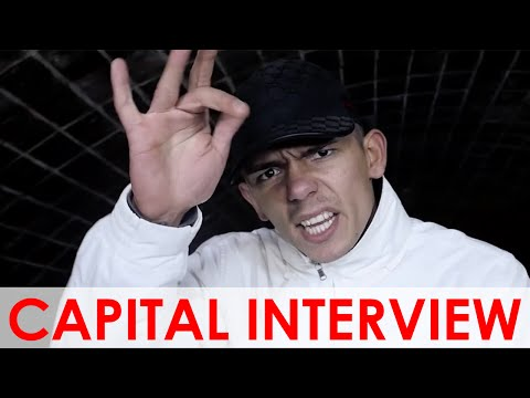 CAPITAL Interview - BMCL Ansage, seine Technik zu reimen, Adlibs, Kuku Bra