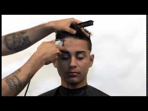 Fade Haircut How To Fade Hair Volume 3 Instructional Video