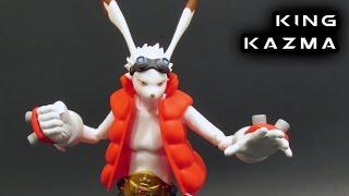Figma KING KAZMA Figure Review