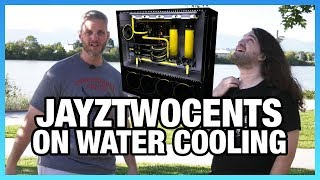 JayzTwoCents on Water Cooling Manufacturer Mistakes