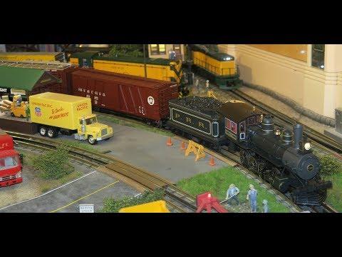 MTH Premier PRR 2-8-0 H-3 Consolidation Steam Engine O Gauge