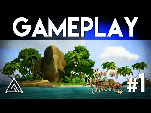 Sea Of Thieves   20 Minutes of New Gameplay