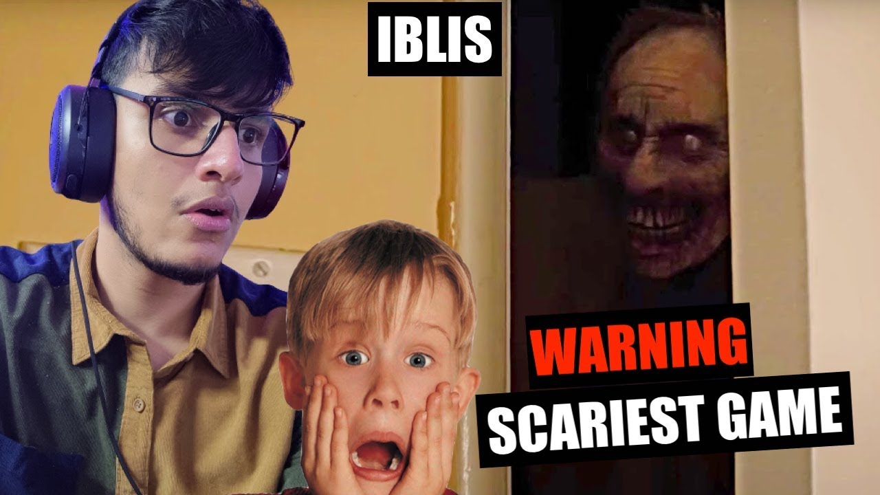This is Actually The SCARIEST Game I've Ever Played (iblis)