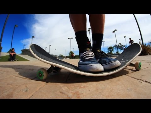 100% PVC SKATEBOARD DECK! | YOU MAKE IT WE SKATE IT EP 98
