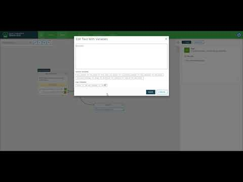 Xenioo Tutorial: Using Cloud Scripting to Drive Chatbot Results