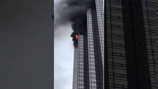 Deadly Fire Burns New York