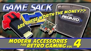 Modern Accessories for Retro Gaming vol 4 - Game Sack