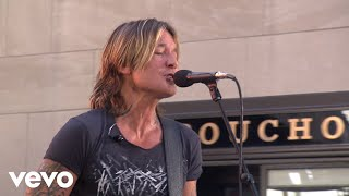 keith urban   wasted time  live from the today show