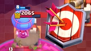Clash Royale - MASTER I! Huge Trophy Push