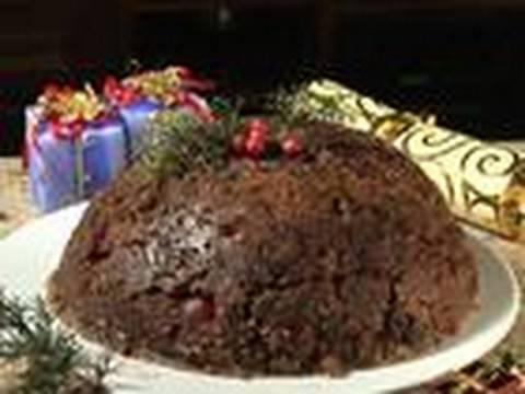 how to make christmas pudding video