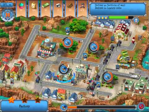 Monument Builders Alcatraz Gameplay (PC HD)