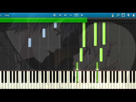 [Synthesia] Diabolik Lovers OST - Rosary (Piano) [Diabolik Lovers More Blood]