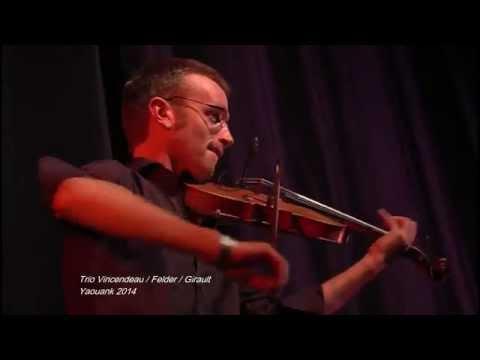 Trio Vincendeau/Felder/Girault - Loudéac La Paqueline