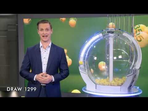 Oz Lotto Results Draw 1299 | 8th Jan 2019 | the Lott
