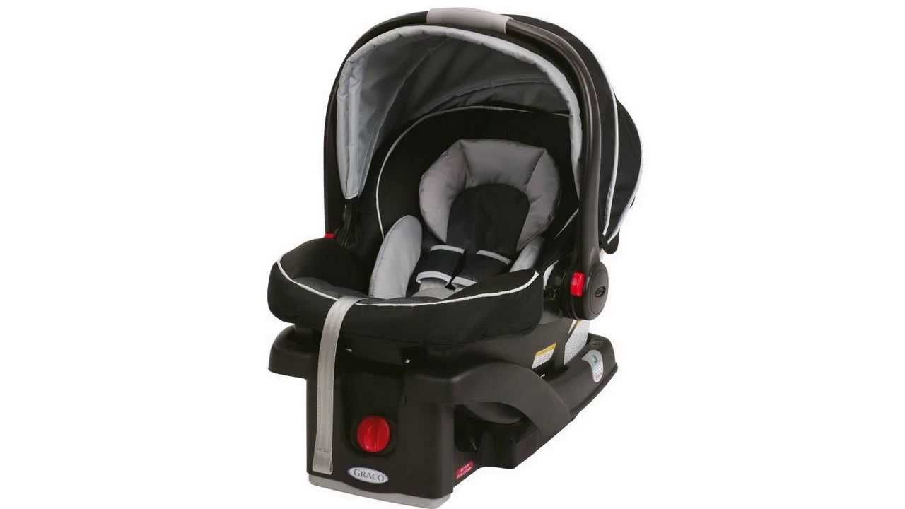 Graco SnugRide Click Connect 35 Car Seat Gotham