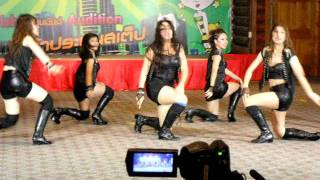 Bounce'Zy Me cover Rania-Dr. Feel Good @ Oishi Audition (24/07/2011)