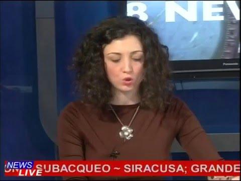 TG 14 MAGGIO 2014 - TRAGEDIA A LAMPEDUSA, SUPERSTITI SBARCATI A CATANIA