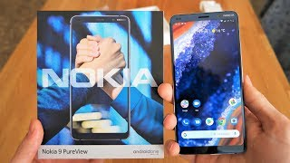 Nokia 9 PureView first impressions -NOKIA IS BACK- spa