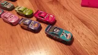 Cars 3 part 1 the crash