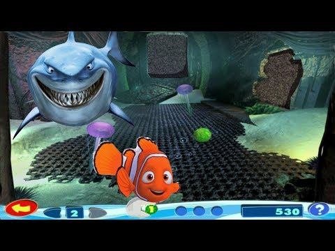 Finding Nemo: Nemo's Underwater World Of Fun - Feeding Frenzy Game