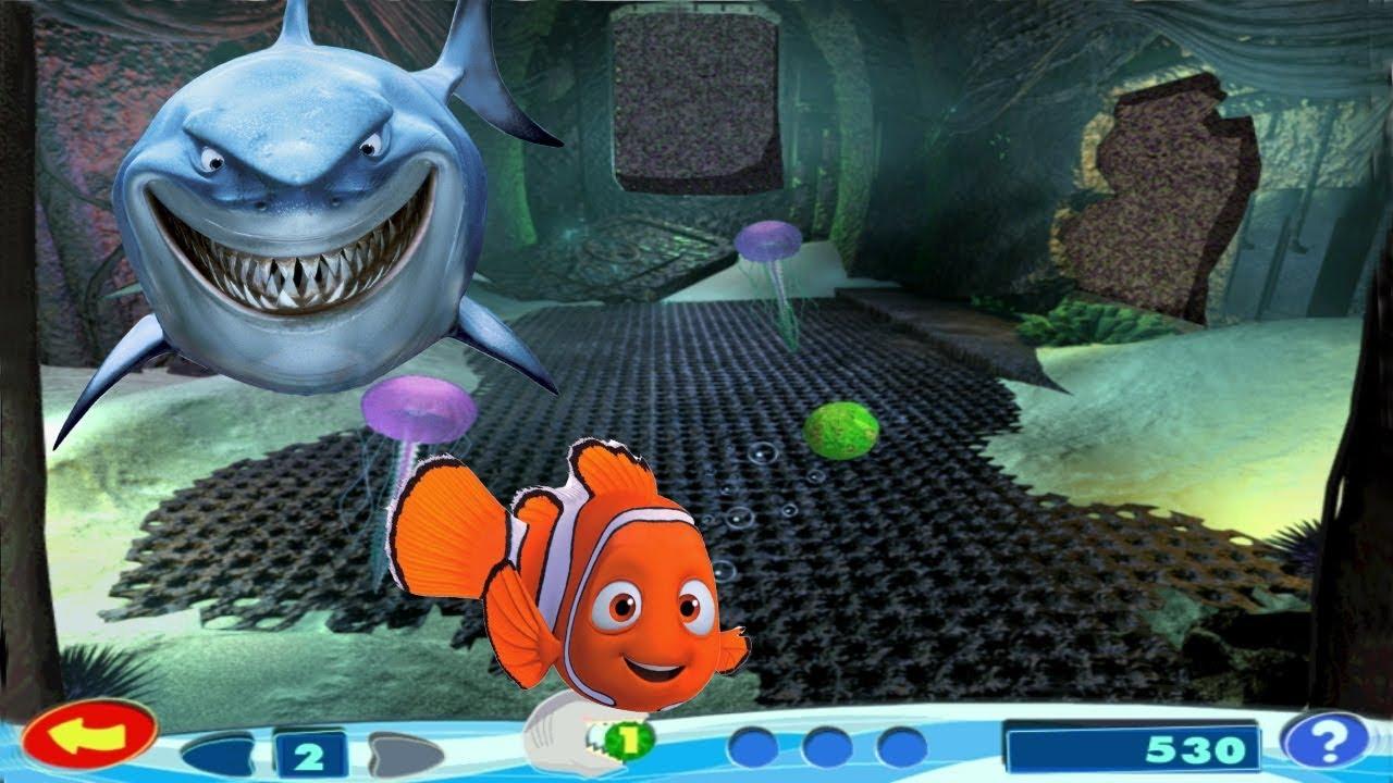 finding nemo underwater world of fun game