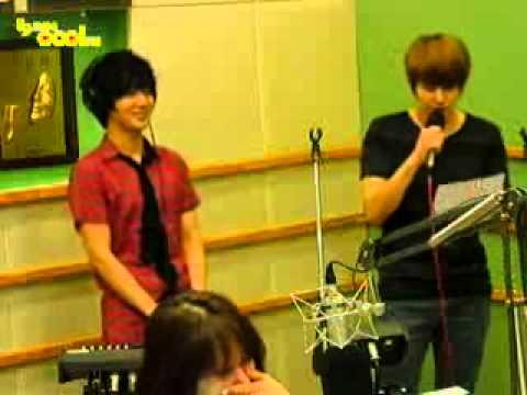 [+MP3] 110819 Yesung & Kyuhyun: It Has To Be You @ Ok Juhyun's Music Station Radio