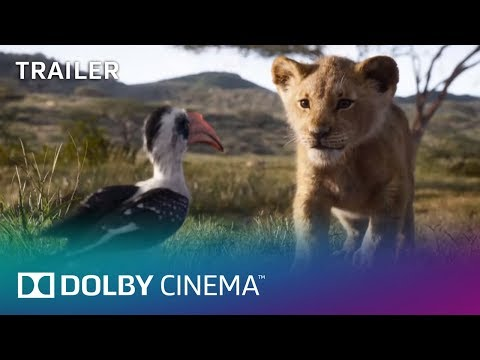 The Lion King - Trailer 2 | Dolby Cinema | Dolby